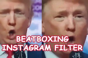 Beatbox Instagram filter – Create funny meme videos