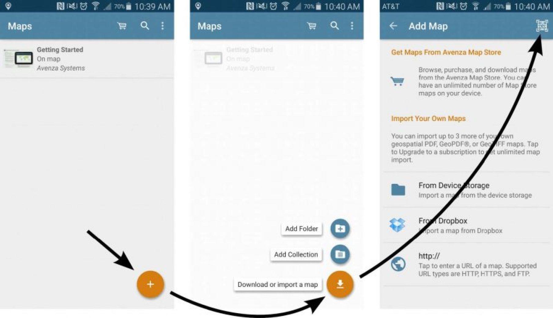 avenza-screenshot