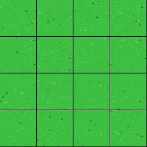 Retro Pixels: Grass