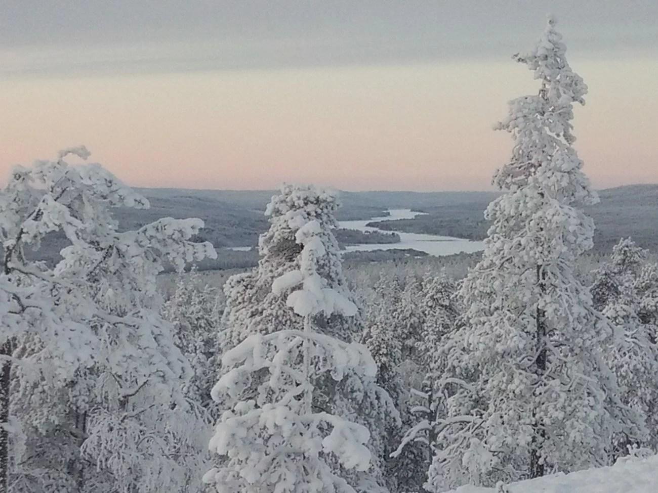 quand aller en Laponie