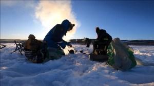 Février en Laponie