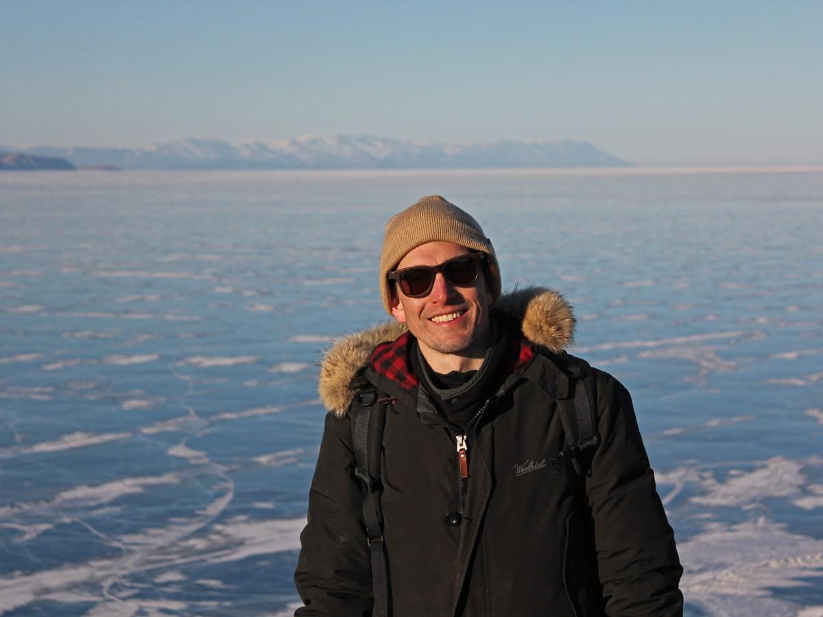 Alec Luhn - Arctic Journalist