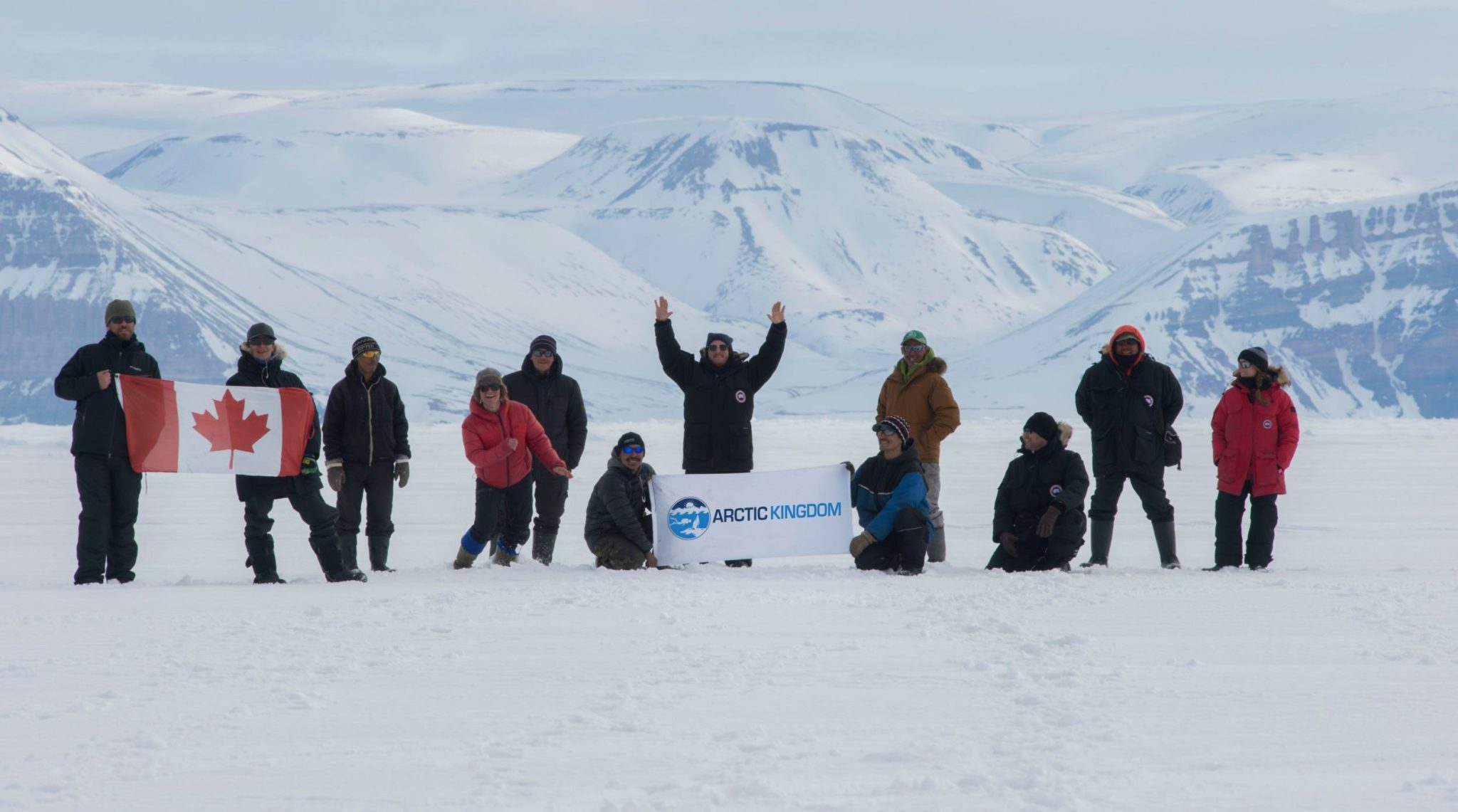 A Year in the Arctic
