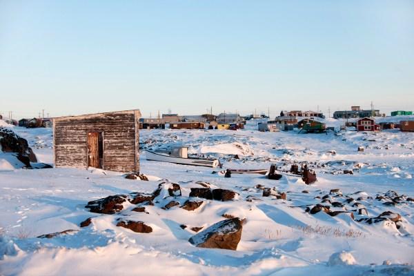 Iqaluit Landscape