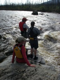 Assessing River hazards