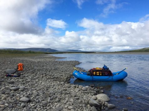 Fairbanks Raft rental