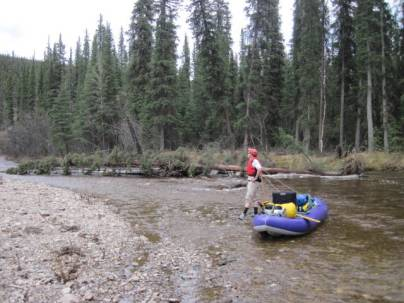 Alaska River Safety