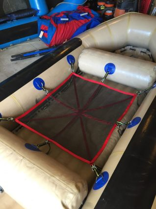 14' SOTAR Paddle raft Fairbanks Raft Rentals