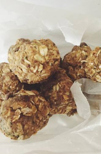 Raw Energy Ball Recipe- Vegan Option!