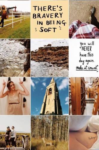 November in Instagram!