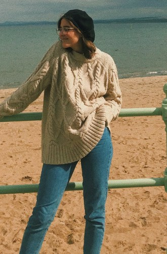 Woolly Sweaters By the Seaside