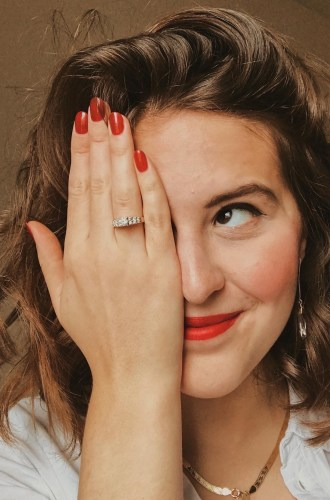 Monthly Memo – I got engaged!