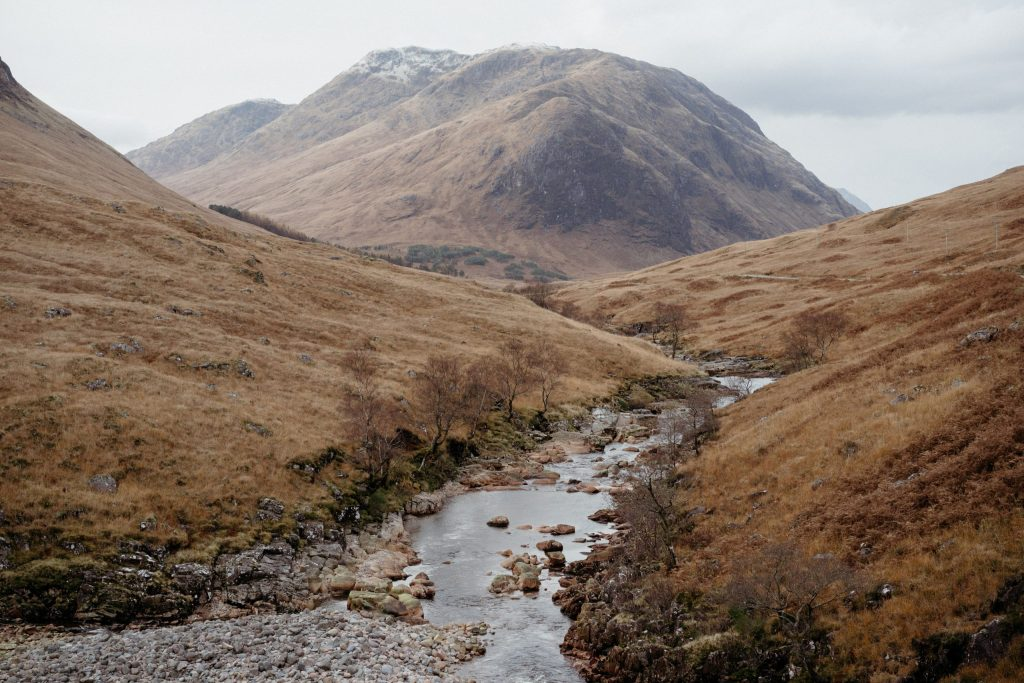 Lina Hayes Photography - Glen Coe, Autumn