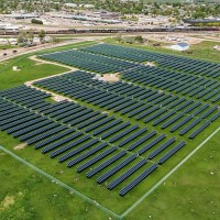 Community Solar is coming to Alaska next year.