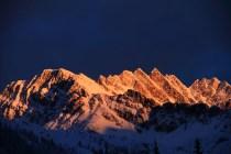 Swiss Peaks and Mt Rogers