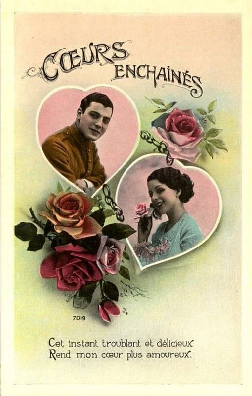 Cartes Anciennes De Saint Valentin Page 2