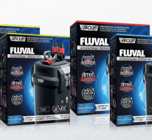 Fluval 07 series Aquarium Canister Filters
