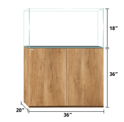 Waterbox Clear 3620 Aquarium