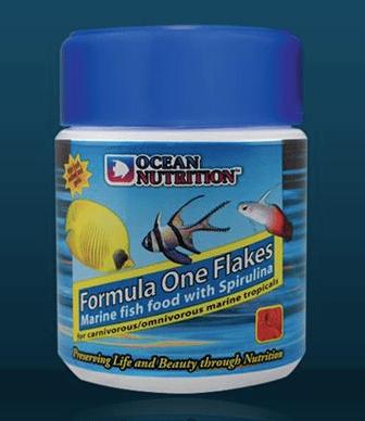 Formula One Fish Flakes