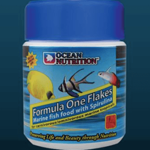 Formula One Fish Flakes