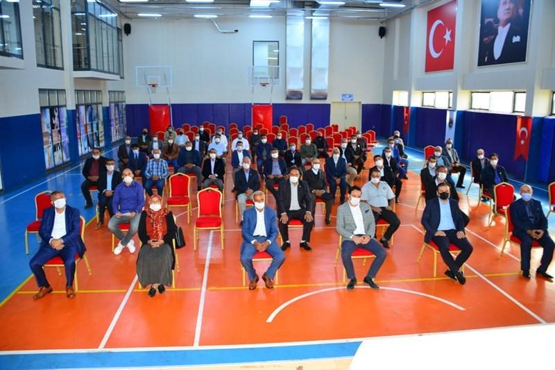 Ardahan'da KÖYDES Meclis Toplantısı yapıldı