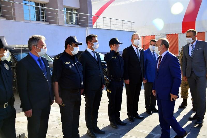 Ardahan'da 20 Çarşı ve Mahalle Bekçisi göreve başladı