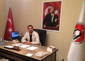 """Ardahanspor Başkanı Uğur Kaçar: """"Webo'ya yapılan ırkçılık asla kabul edilemez"""""""