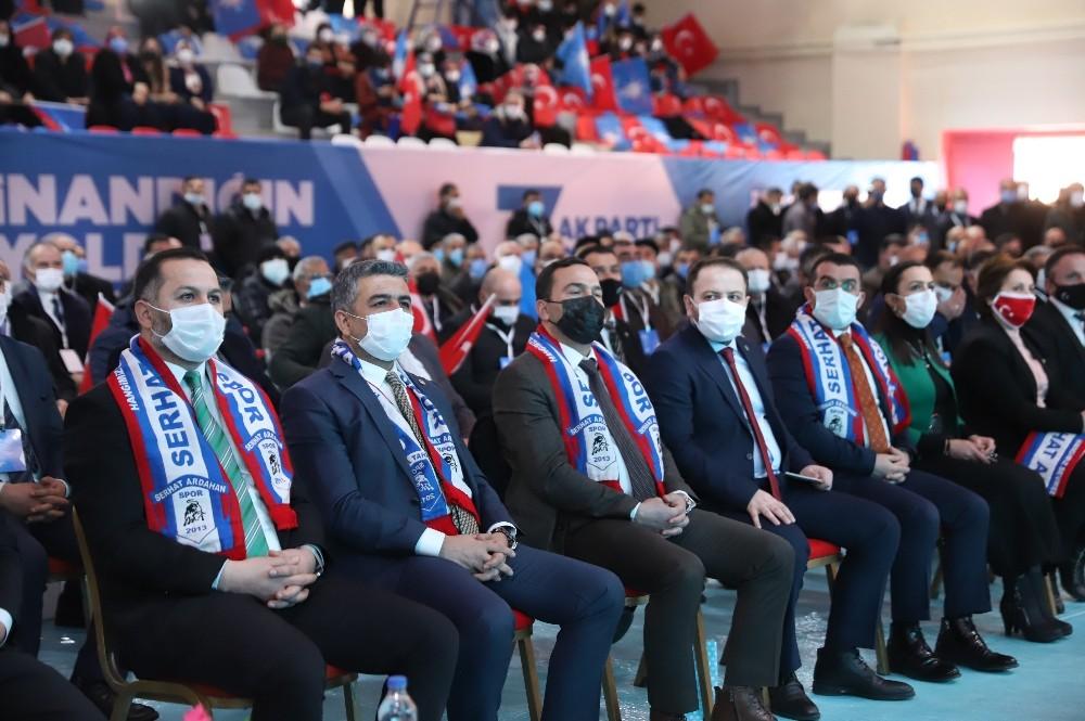 AK Parti Ardahan İl kongresi yapıldı