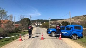 Çıldır'da iki köy karantinaya alındı