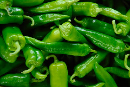 Green Chilies Benefits