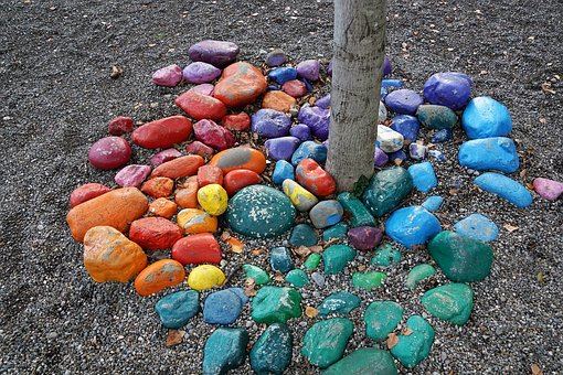 8 Benefits of Using rainbow stone in Your yard