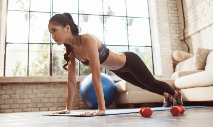 Bodyweight Exercise Routine: How to Lose Weight and Burn Fat