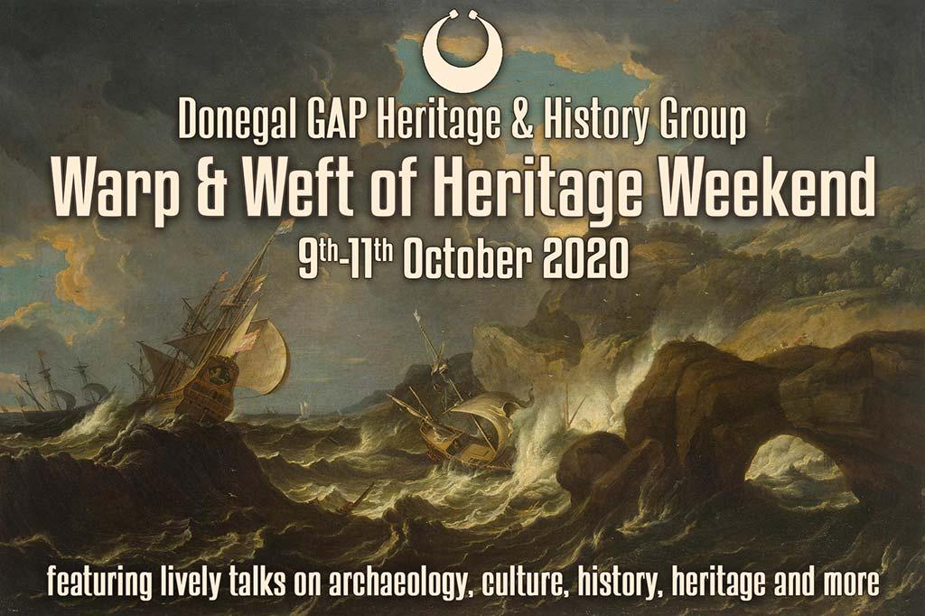 The Warp and Weft of Heritage Weekend