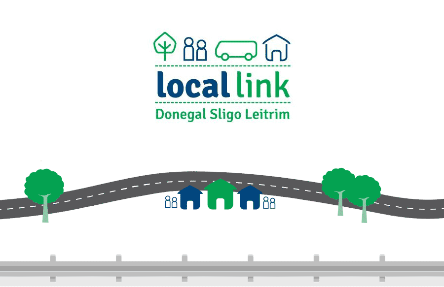 New Local Link Bus Service: Portnoo-Ardara-Donegal Town
