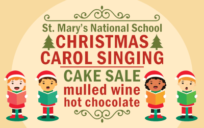 St. Mary's National School Christmas Carols