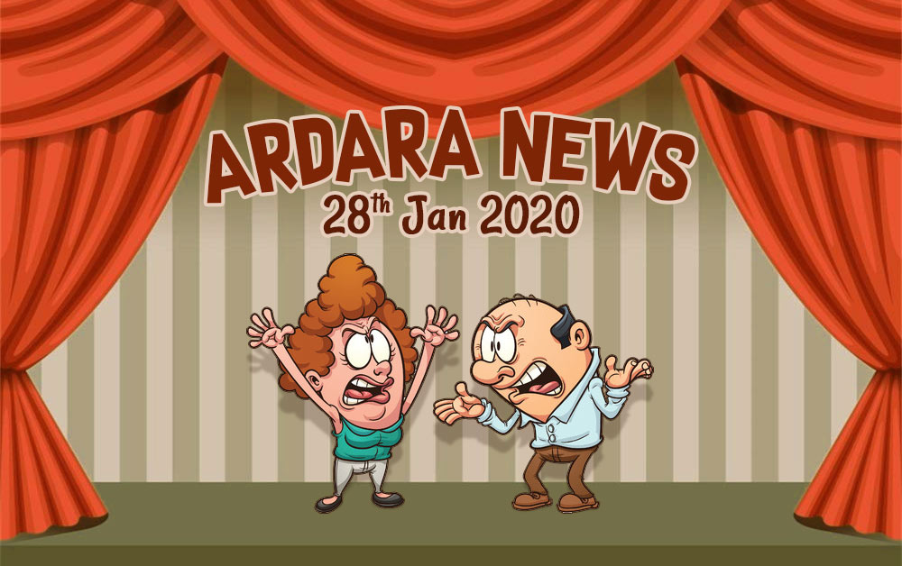 Ardara News 28th January 2020