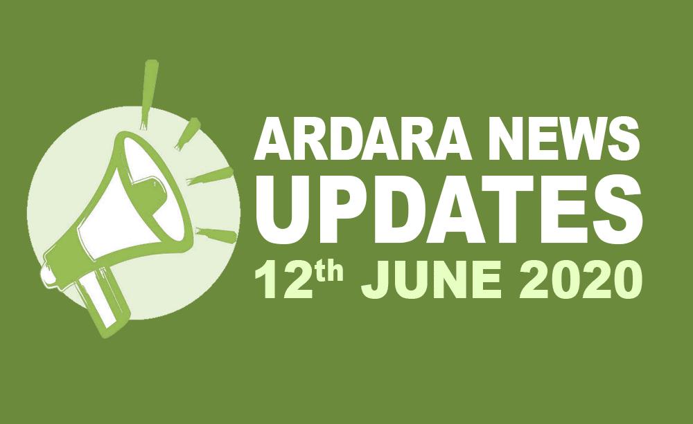 Ardara News 12th June 2020