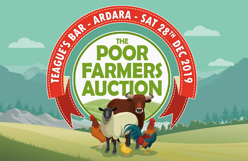 The Poor Farmers Auction