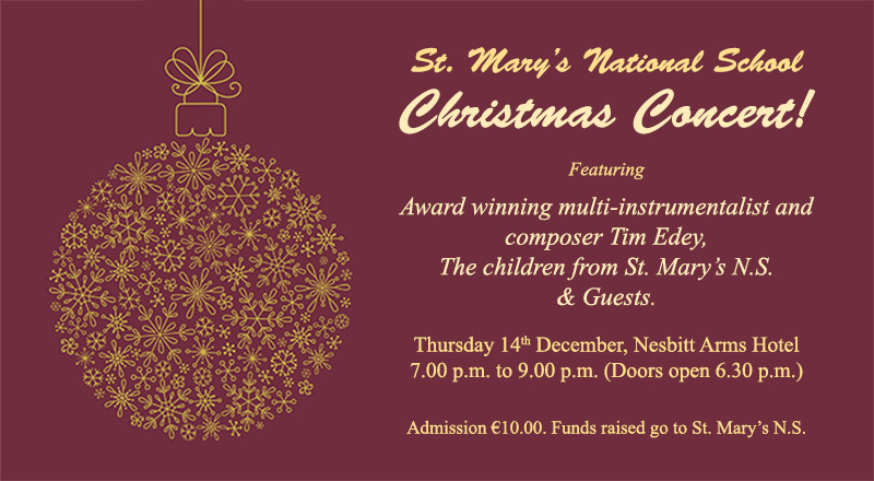 St. Mary's N.S. Christmas Concert