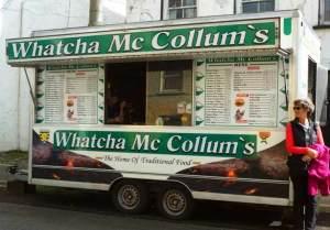 Whatcha McCollum's takeaway