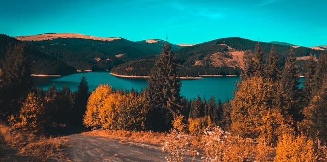 Statiunea Vidra Lacul Vidra