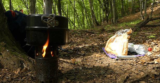 Bushcraft Romania