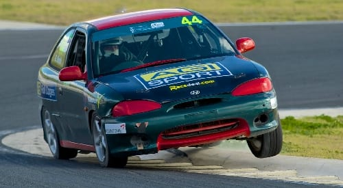 Festival of Sporting Cars August Round