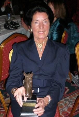 Award winner Beatrice Murphy