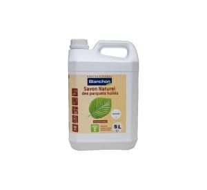 blanchon natuurlijke zeep voor geolied parket savon naturel des parquets huilés