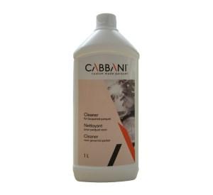 cabbani cleaner, onderhoud vernis