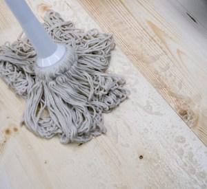 maintenance for oiled flooring