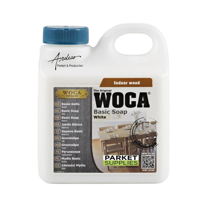 woca basic soap white wit