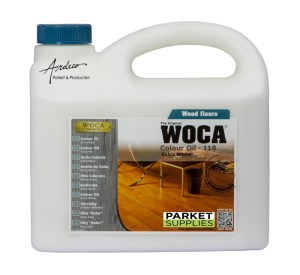 woca kleur olie color oil