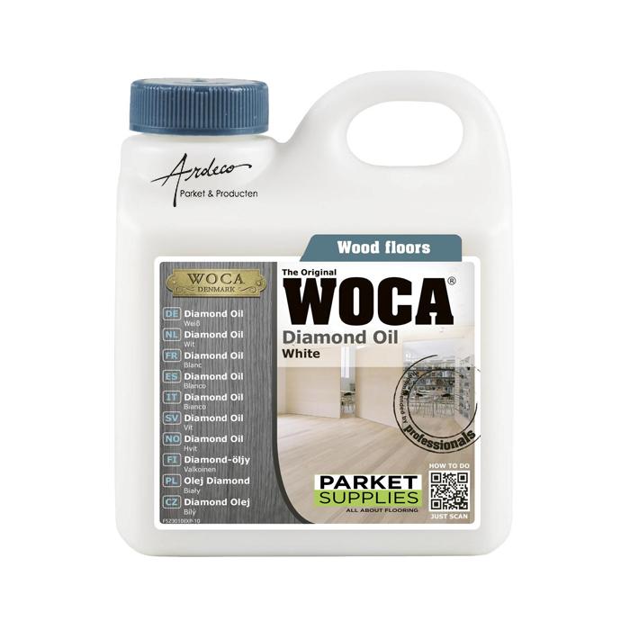 diamond oil woca